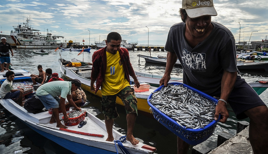 Open Dataset of the Week: Illegal fishing in Indonesia  GovInsider