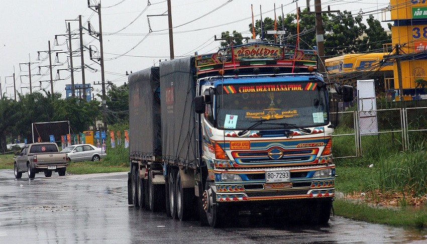 Thailand Tracking Truck Locations To Cut Accidents