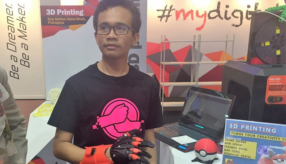 Malaysia S Digital Maker Movement Officially Launched