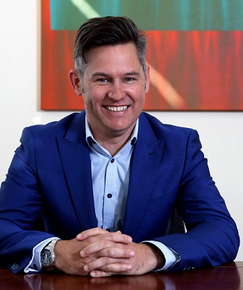 Mayor of Fremantle Brad Pettitt, 2015