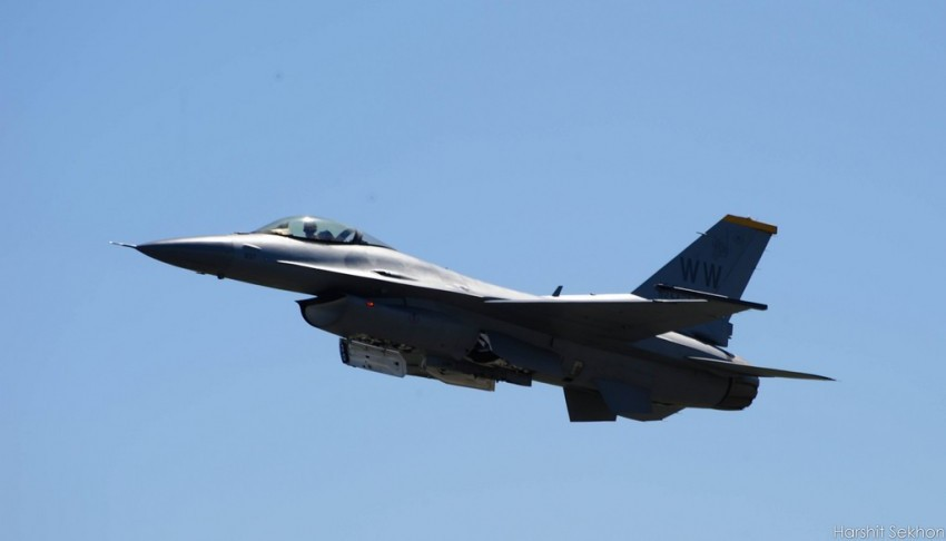 Singapore Air Force F16