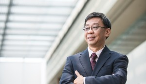 Profile images of Tan Tai Yong for Yale NUS. Photo: Samuel He
