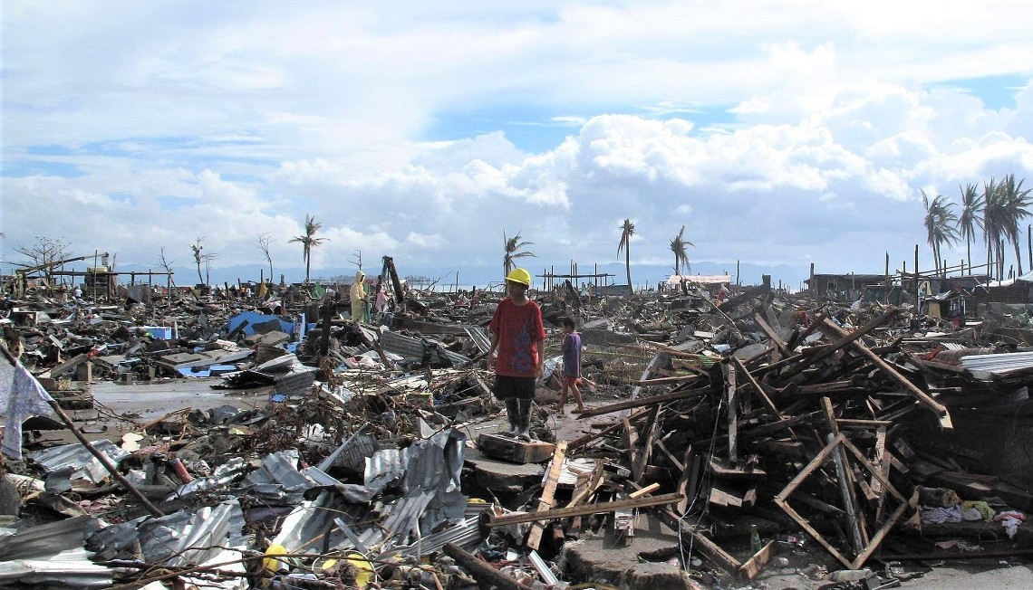 How The Philippines Brought Business Into Disaster