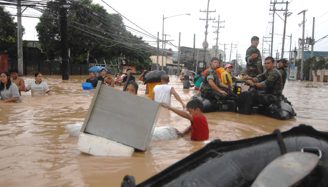 In the Philippines, data and songwriters help prepare for disasters