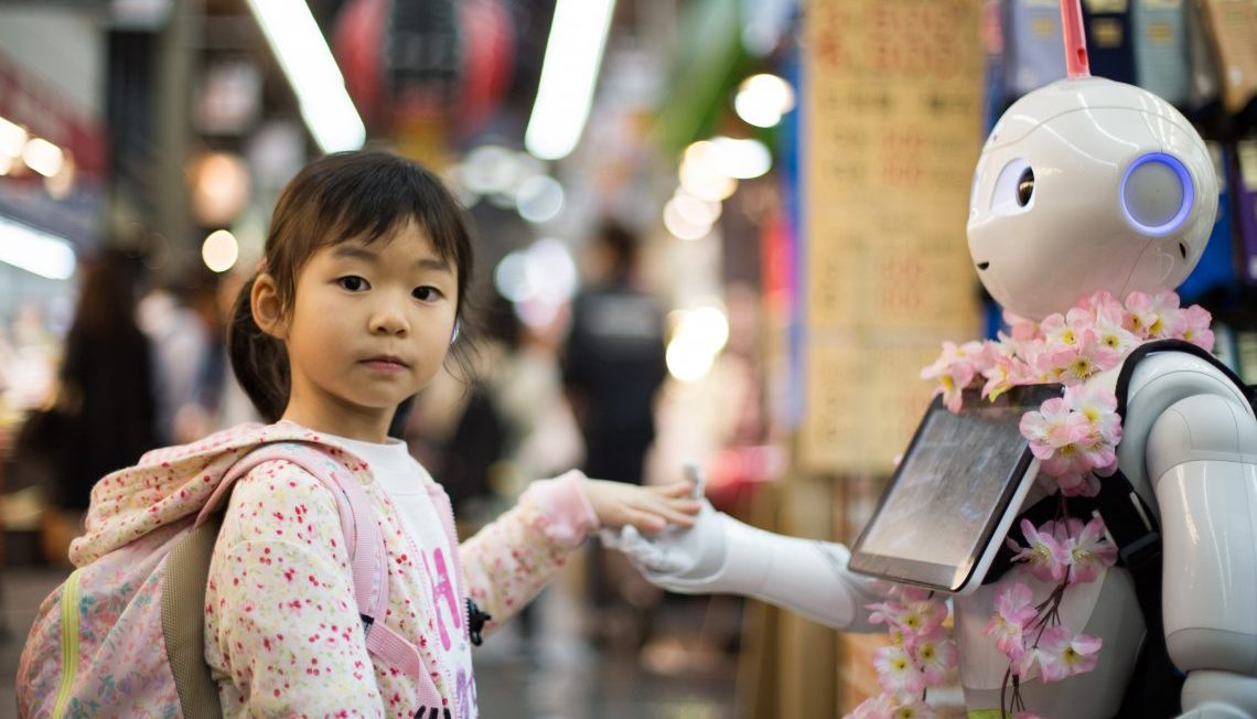 Why Japan's trade ministry plans to be a digital role model